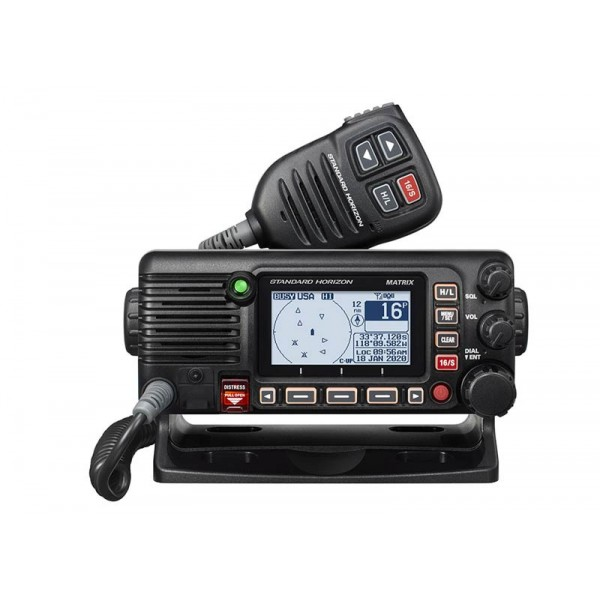 VHF GX2400 MATRIX AIS/GPS Comptoir Nautique