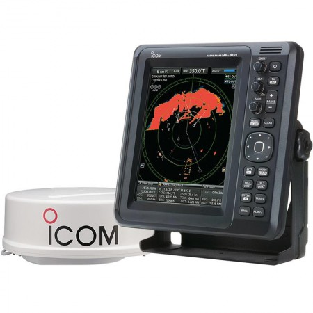 Radar 4 kW MR-1010R2