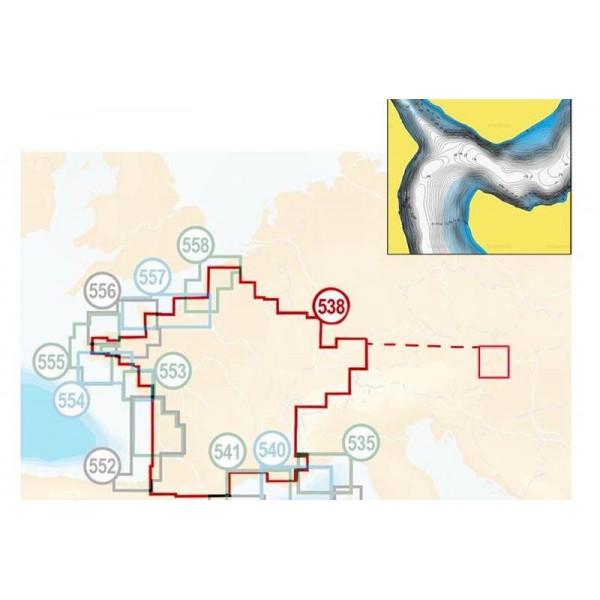 Cartographie Navionics + Small 538 Comptoir Nautique