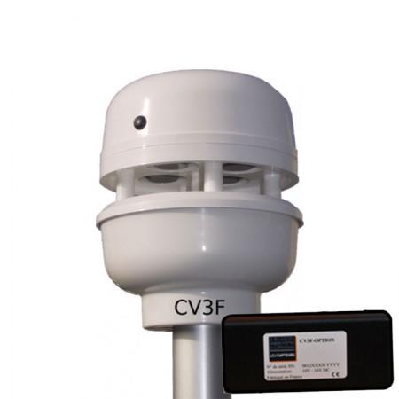 Girouette anémomètre CV3F avec baromètre