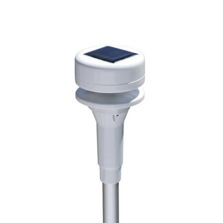 Girouette anémomètre à ultrasons sans fil (solaire)