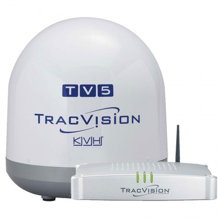 Antenne TV Satellite TV5GPS Tracvision