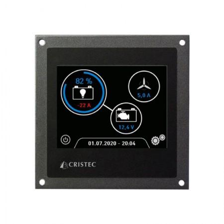 Contrôleur de batterie tactile 3.5