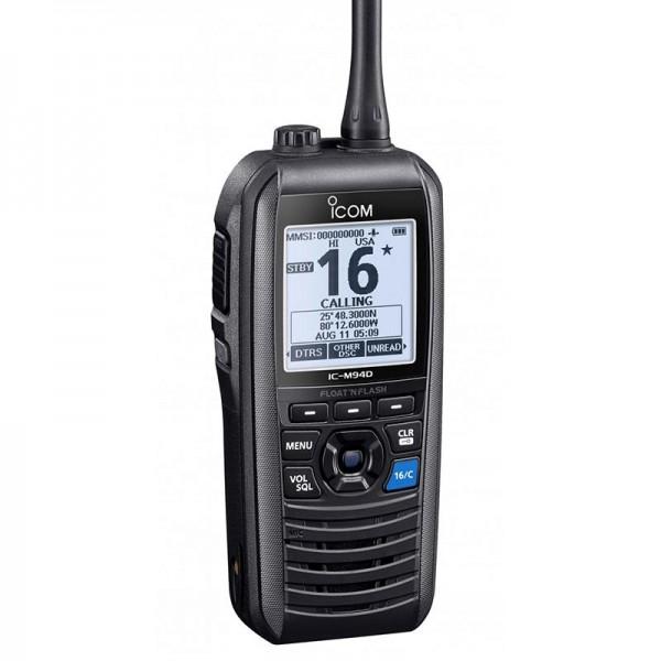 VHF IC-M94DE Comptoir Nautique