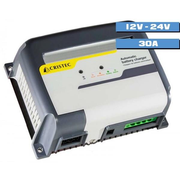 Convertisseur Chargeur de batteries CC-CC Comptoir Nautique