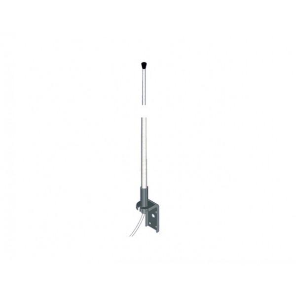 Antenne VHF 3dB Voilier 1,4m avec Câble 25m Comptoir Nautique